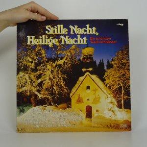 náhled knihy - Stille Nacht, Heilige Nacht
