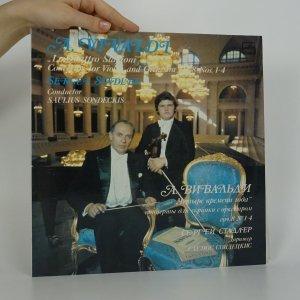 náhled knihy - A. Vivaldi: Lo Quattro Stagioni