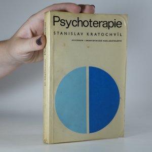 náhled knihy - Psychoterapie