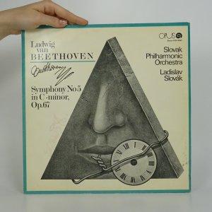 náhled knihy - Ludwig van Beethoven: Symphony No.5 in C-minor (možná nesouvicející podpis)
