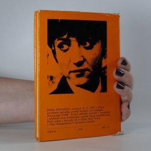antikvární kniha Pánská jízda, 1968