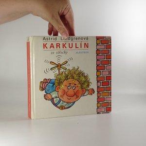 náhled knihy - Karkulín ze střechy