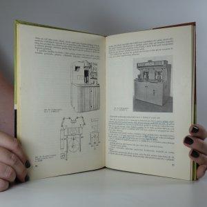 antikvární kniha Technologie obuvi, 1983