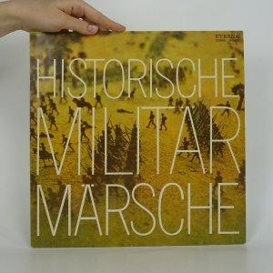náhled knihy - Historische Militärmärsche