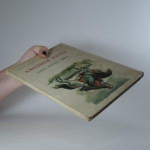 antikvární kniha České pohádky, 1952