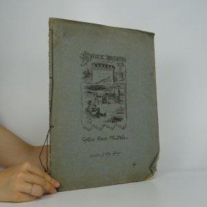 náhled knihy - Synek zachovalý. Cyklus kreseb M. Aleše.