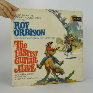 náhled knihy - Roy Orbison: The fastest guitar alive
