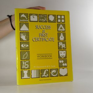 náhled knihy - Success at first certificate. Workbook