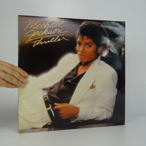náhled knihy - Michal Jackson: Thriller