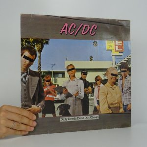 náhled knihy - AC/DC: Dirty Deeds Done Dirt Cheap