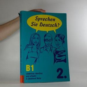 náhled knihy - Sprechen Sie Deutsch? Úroveň B1. 2. díl