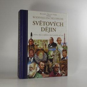 náhled knihy - Rodinná encyklopedie světových dějin