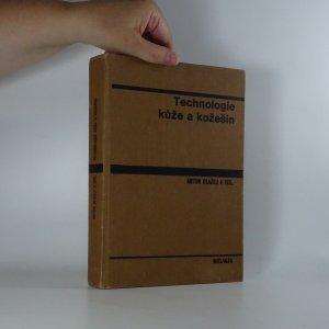 náhled knihy - Technologie kůže a kožešin