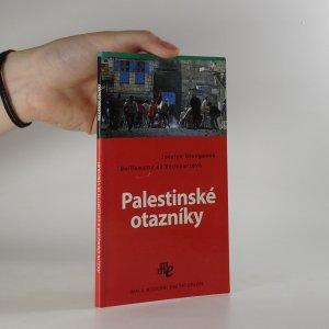 náhled knihy - Palestinské otazníky