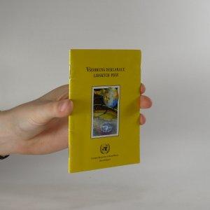 náhled knihy - Všeobecná deklarace lidských práv
