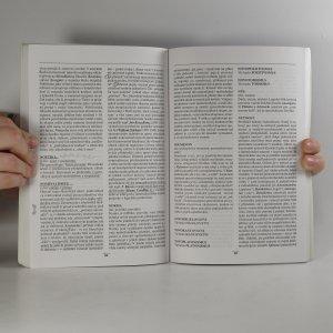 antikvární kniha Slovník základních pojmů z filosofie, 1999