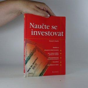 náhled knihy - Naučte se investovat