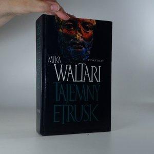 náhled knihy - Tajemný Etrusk
