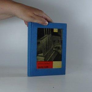 náhled knihy - Vazby knih