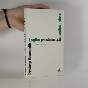 náhled knihy - Logika pro studenty humanitních oborů