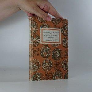 náhled knihy - Griechische Münzen der klassischen Zeit. 48 Bildtafeln (Insel-Bücherei Nr. 955)