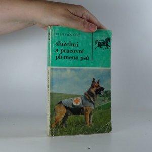 náhled knihy - Služební a pracovní plemena psů