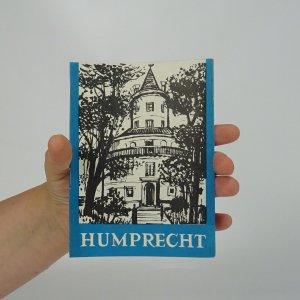 náhled knihy - Humprecht