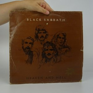 náhled knihy - Black Sabbath: Heaven and Hell