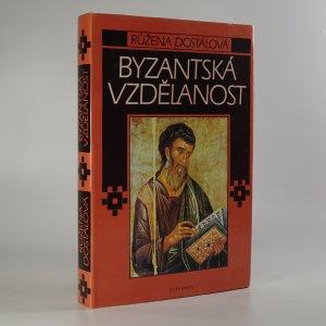 náhled knihy - Byzantská vzdělanost