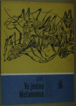 náhled knihy - Karavana č. 195, Ve jménu Metanoona
