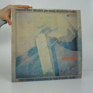 náhled knihy - Mezinárodní sdružení pro novou akustickou hudbu: Ornament