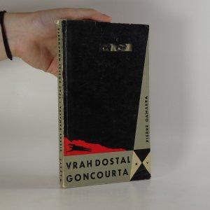 náhled knihy - Vrah dostal Goncourta