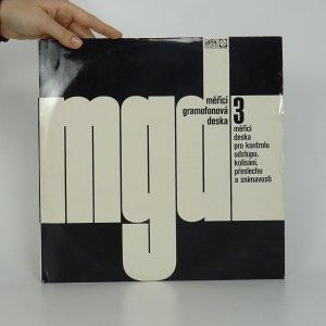 náhled knihy - Měřící Gramofonová Deska 3