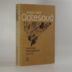 náhled knihy - Zahrada pozemských slastí