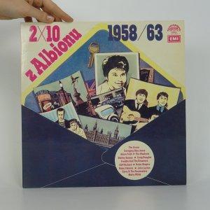 náhled knihy - 2×10 Z Albionu (1958/63)