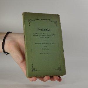 náhled knihy - Mouřeninka