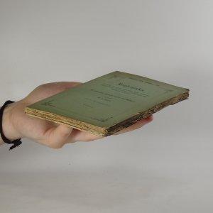 antikvární kniha Mouřeninka, 1884