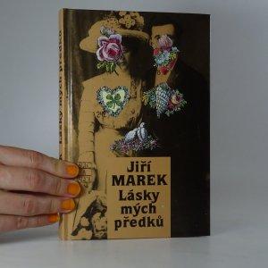 náhled knihy - Lásky mých předků