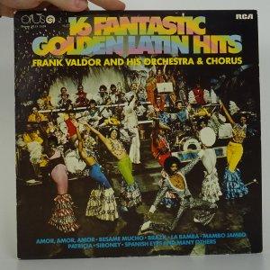 náhled knihy - Frank Valdor: 16 Fantastic golden latin hits