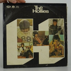 náhled knihy - The Hollies: The Hollies