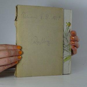 náhled knihy - Rostliny, díl I. (Naše příroda v obrazech, Svazek I.)