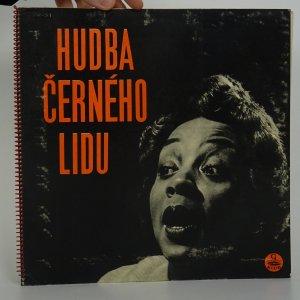 náhled knihy - Hudba Černého lidu (2xLP)