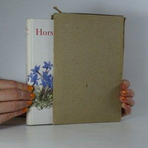 náhled knihy - Rostliny, díl II., Horské rostliny. (Naše příroda v obrazech, Svazek 3)