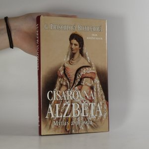 náhled knihy - Císařovna Alžběta. Mýtus a pravda