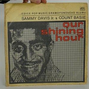 náhled knihy - Sammy Davis Junior: Our Shining Hour