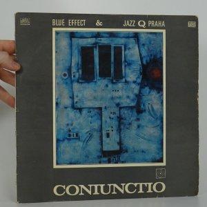 náhled knihy - Blue Effect & Jazz Q Praha : Coniunctio