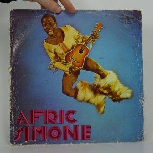 náhled knihy - Afric Simone