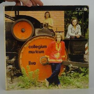 náhled knihy - Collegium Musicum Live