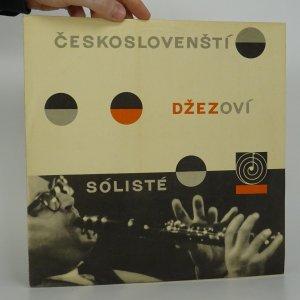 náhled knihy - Českoslovenští džezoví Sólisté