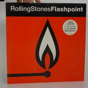 náhled knihy - Rolling Stones: Flashpoint